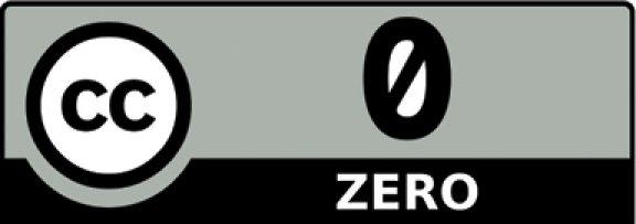 Logo licence CC0